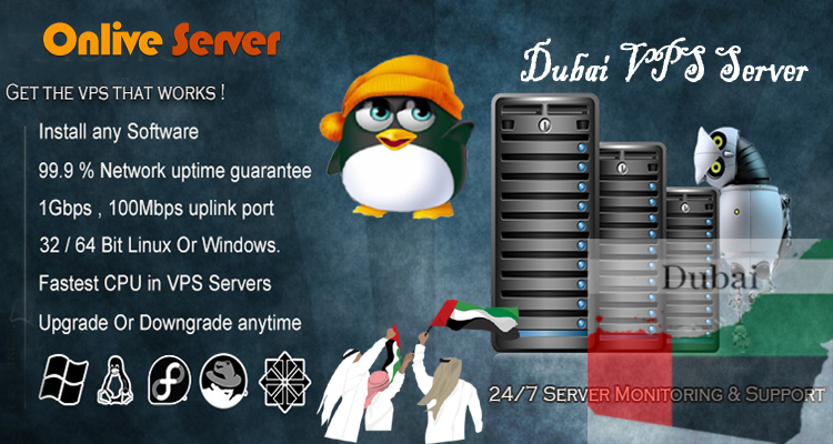 Let's see What Special in our Dubai VPS Hosting Server