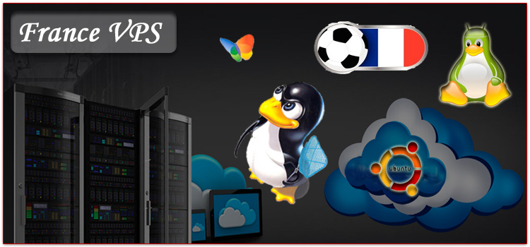 France VPS Server Hosting with Client Support & Unwavering Quality
