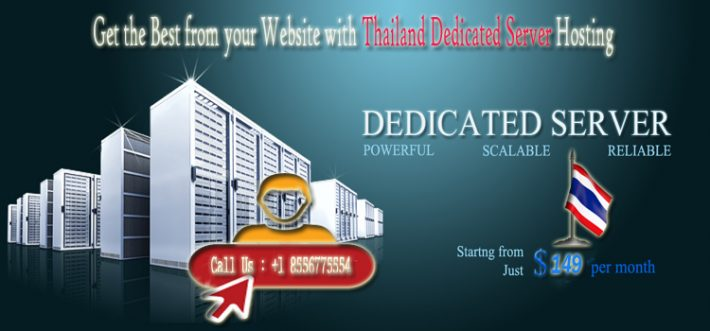 Get the Best from your Website with Thailand Dedicated Server Hosting